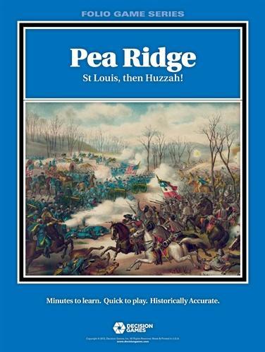 Folio Game Series: Pea Ridge