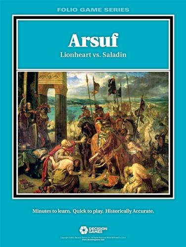 Folio Game Series: Arsuf