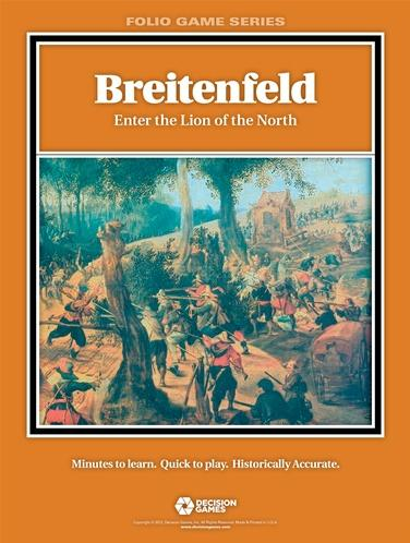Folio Game Series: Breitenfeld