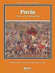 Folio Game Series: Pavia