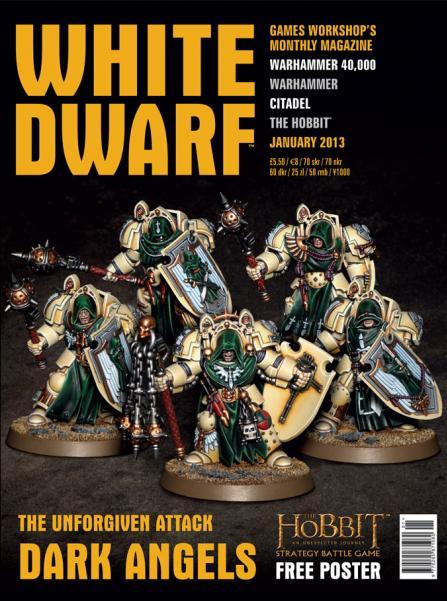 White Dwarf [JAN 2013]