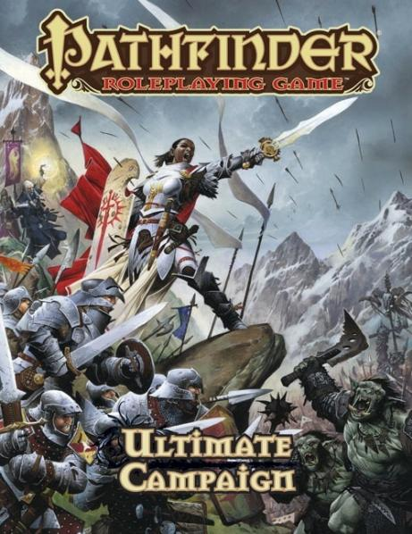 Pathfinder RPG: Ultimate Campaign