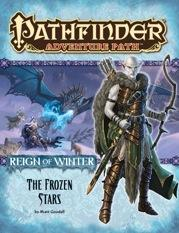 Pathfinder Adventure Path: The Frozen Stars (Reign of Winter 4 of 6)