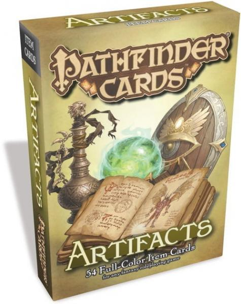 (Item Cards) Artifacts