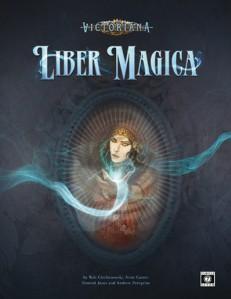 Victoriana RPG: Liber Magica