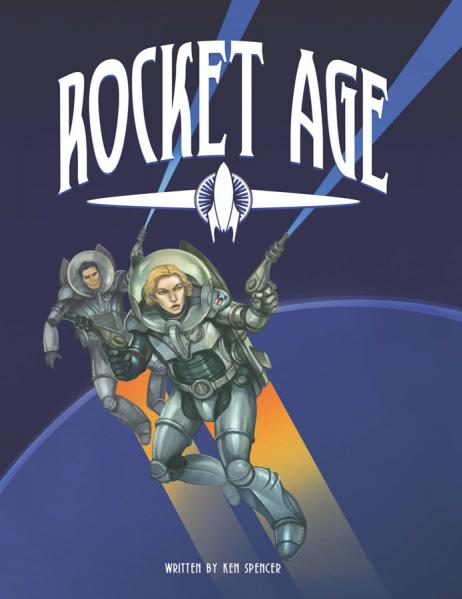 Rocket Age RPG: Core Rulebook