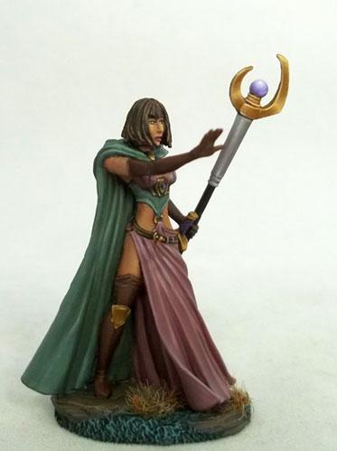 Visions In Fantasy: Female Mage II