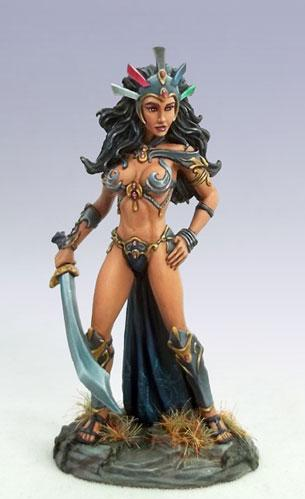 Visions In Fantasy: Barbarian Queen