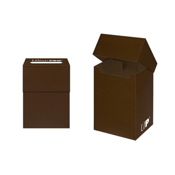 PRO 80+ Deck Box: Brown
