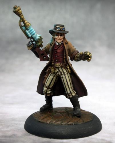 Chronoscope: Dr Charles Bennet, Steampunk