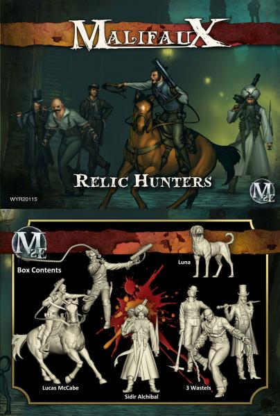 (The Guild) Relic Hunters Box Set