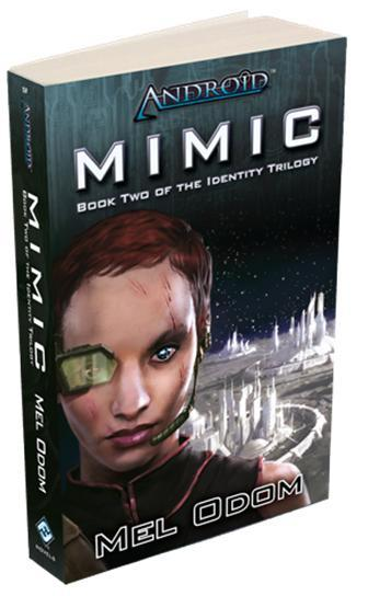 Android: Mimic [Novel]