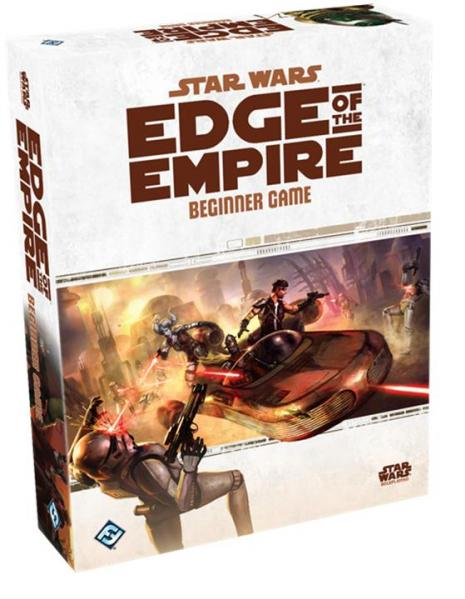 Edge of the Empire RPG: Beginner Game