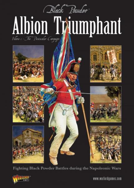 Black Powder (Napoleonic Wars): Albion Triumphant, Part 1 - The Peninsular Campaign