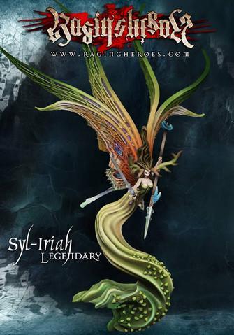 Raging Heroes: Syl-Iriah Legendary