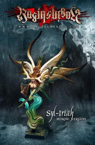 Raging Heroes: Syl-Iriah Heroic