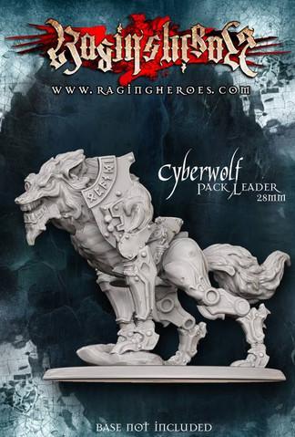 Raging Heroes: Cyberwolf Pack Leader