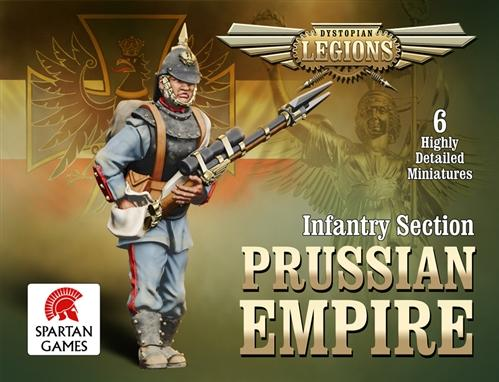 (Prussian Empire) Grenadier Infantry Section