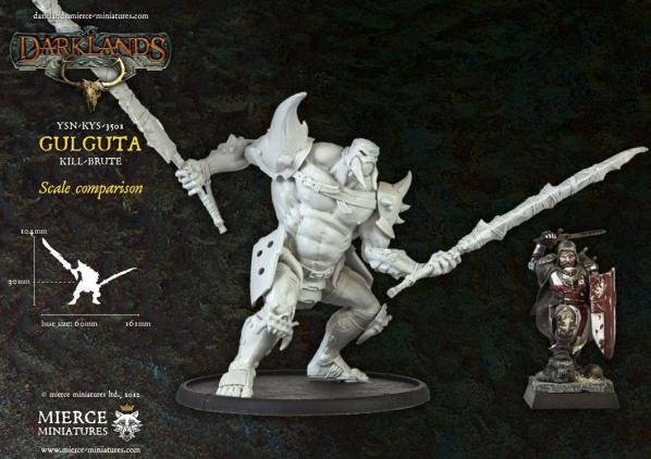 Darklands:  Gulguta Kill-Brute