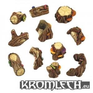 Kromlech Conversion Bitz: Tree stumps