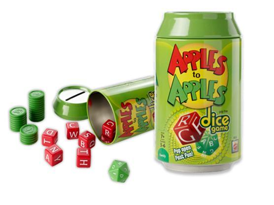 Apples to Apples: Dice Game