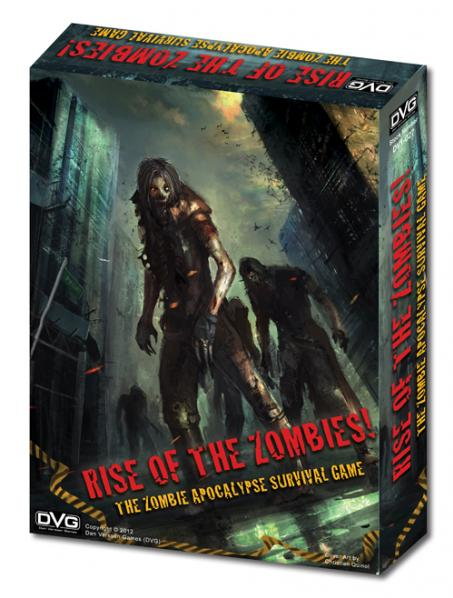 Rise Of The Zombies! The Zombie Apocalypse Survival Game!