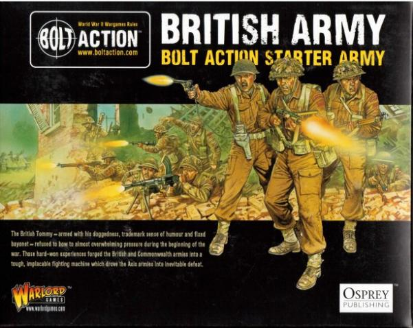 Bolt Action: (British) Starter Army