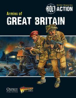 [Bolt Action #003] Armies Of Great Britain