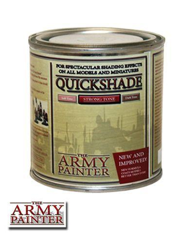 Painting Supplies: Quick Shade - Strong Tone