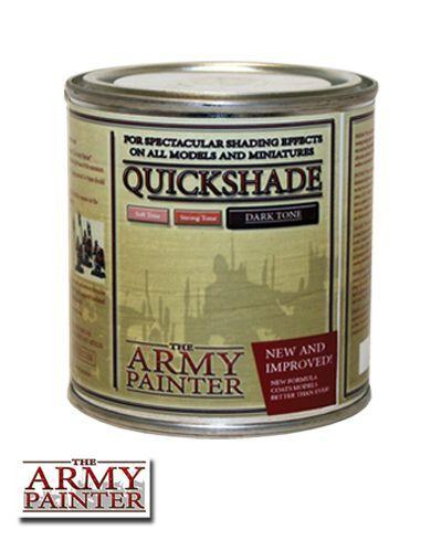 Painting Supplies: Quick Shade - Dark Tone