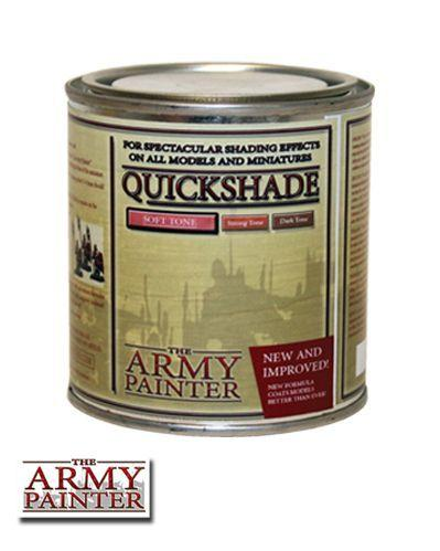 Painting Supplies: Quick Shade - Soft Tone