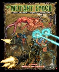 Mutant Epoch: Core Rulebook