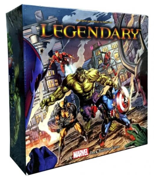 Marvel Legendary: Core Game