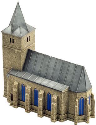 Battlefield in a Box: Bastogne Church