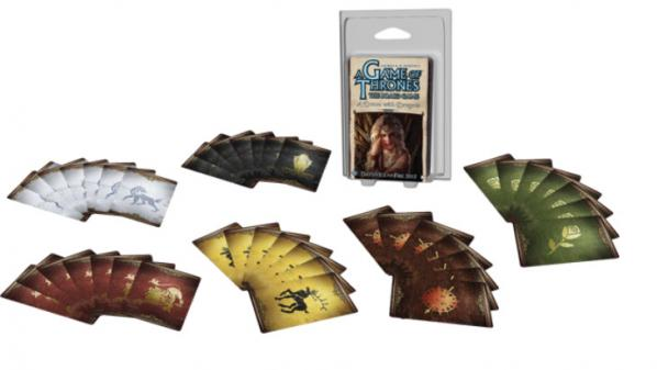 A Game of Thrones The Board Game: A Dance With Dragons Expansion