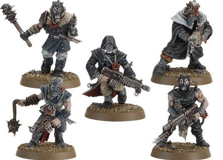 Shadow War: Chaos Cultists [KILL TEAM]