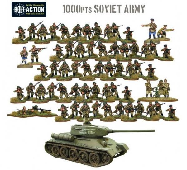 (Soviet) Starter Army Set