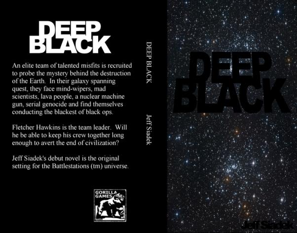 Battlestations: Deep Black [Novel]