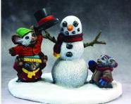 Special Edition Figures: Christmas Mouslings