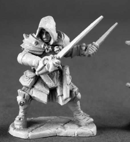 Dark Heaven Legends: Drago Voss, Assassin