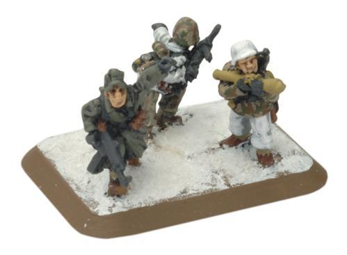 Flames of War:  Pioneer Platoon