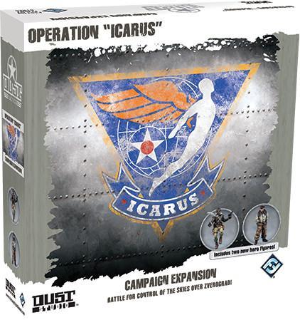 Dust Tactics: Operation ''Icarus''