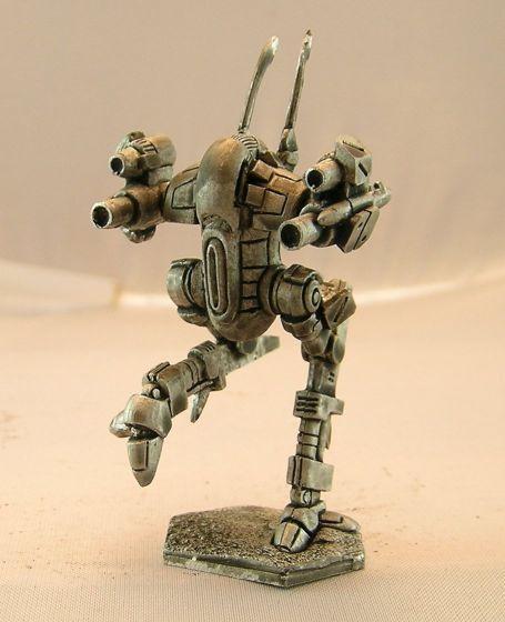 BattleTech Miniatures: Fennec Mech (TRO 3085)