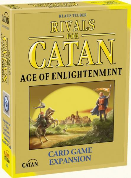 Rivals for Catan: Age of Enlightenment Expansion