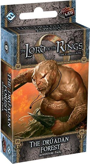 Lord of the Rings LCG: The Druadan Forest Adventure Pack