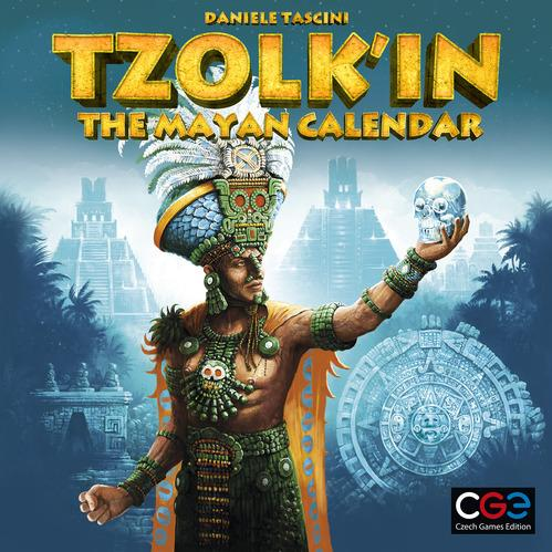 Tzolk'in The Mayan Calendar: The Core Game