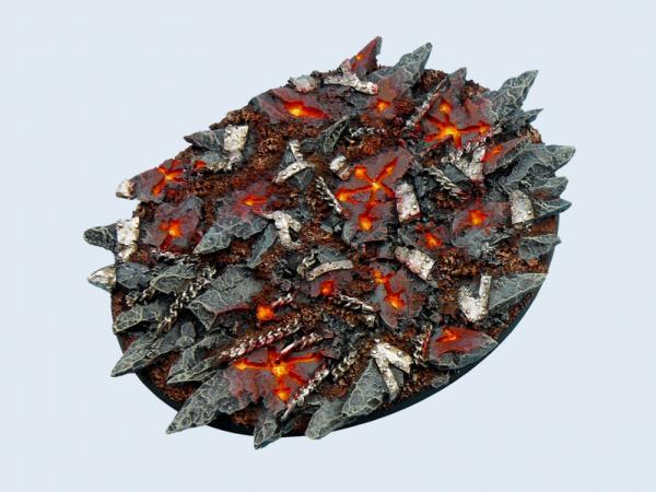 Battle Bases: Chaos Bases, Elipse 120mm (1)