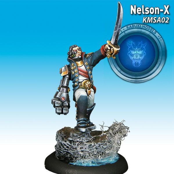 Kabuki Models: Nelson-X-