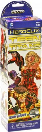 DC Heroclix: Teen Titans Booster Pack (1)