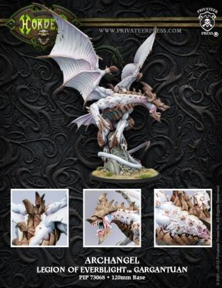 Hordes: (Legion Of Everblight) Archangel Gargantuan